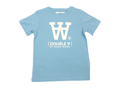 Wood Wood t-shirt Ola dusty blue
